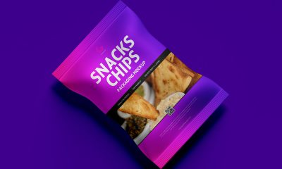 Free-Modern-Chips-Snacks-Packaging-Mockup-Design