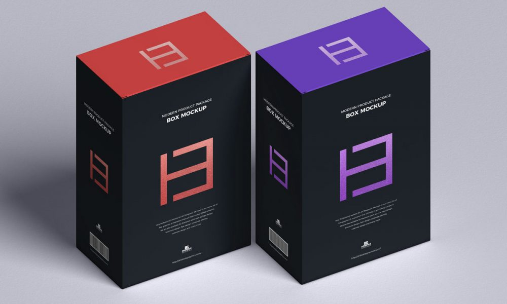 Free-Product-Branding-Boxes-Packaging-Mockup-Design