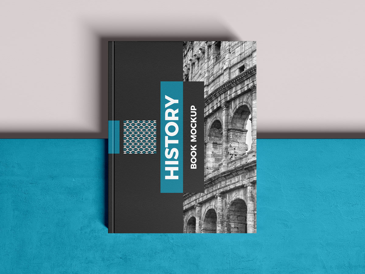 Free-Top-View-Letter-Size-Book-Mockup-Design