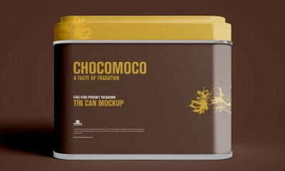 Free-Front-View-Tin-Can-Packaging-Mockup-Design