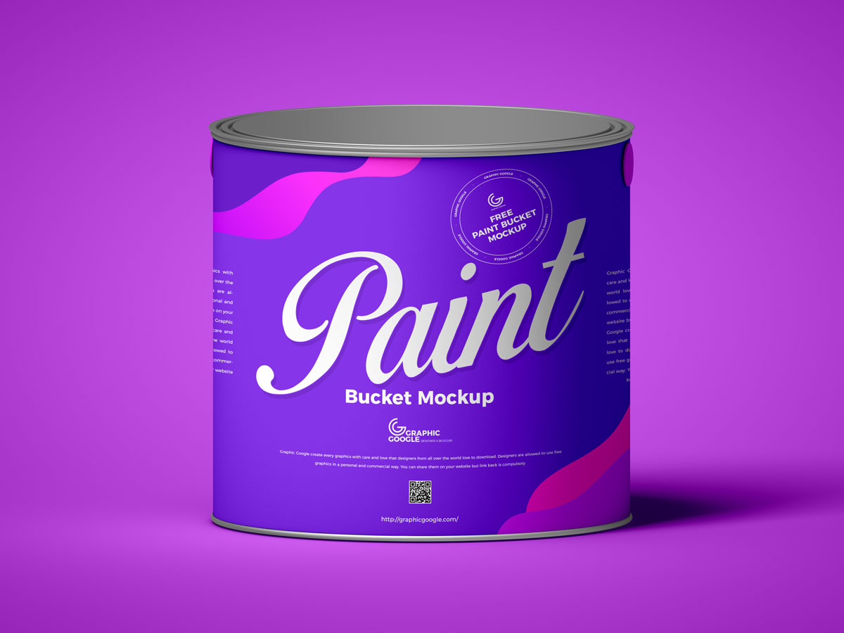 Free-Modern-Paint-Bucket-Packaging-Mockup-Design