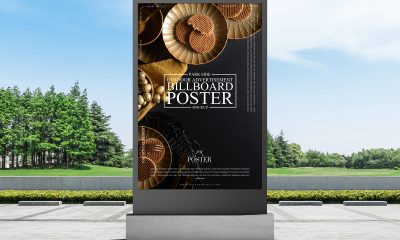 Free-Front-View-Park-Side-Advertisement-Poster-Mockup-Design