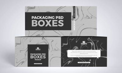 Free-Front-View-Branding-Boxes-Packaging-Mockup-Design