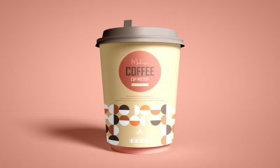 Free-Front-View-Branding-Coffee-Cup-Mockup-Design
