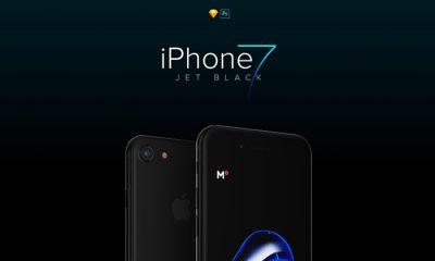 Free-iPhone-7-Jet-Black-Mockup-PSD