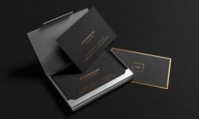 Gold-Lettering-Business-Card-Mockup