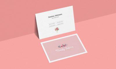 Elegant-Business-Card-Mockup