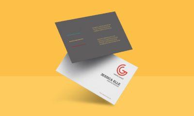 Floating-Business-Card-PSD-Mockup