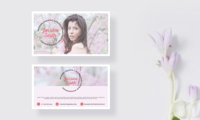 Blooming-Business-Card-Mockup-PSD-Template