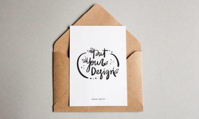 Postcard-and-Envelope-Mockup-PSD