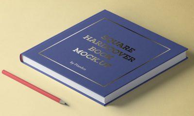 Square-Psd-Hardcover-Book-Mockup