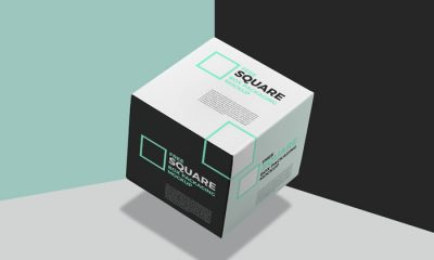 Box-Mockup
