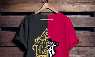 Hanging-T-Shirt-Mockup-PSD-Template