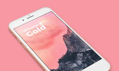 iPhone-8-Gold-Mockup