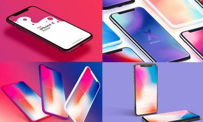 50-Free-iPhone-Mockups