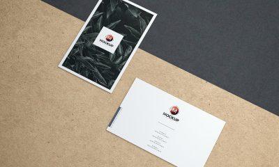Free-Premium-Brand-Business-Card-Mockup-PSD-For-Presentation