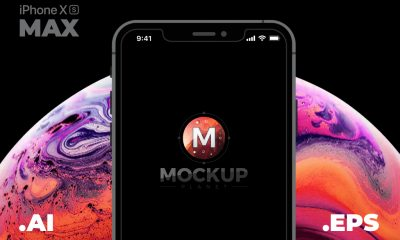 Free-iPhone-Xs-Max-Mockup-in-Ai-and-EPS