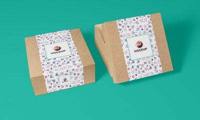 Free-Kraft-Paper-Gift-Box-Mockup-For-Greetings