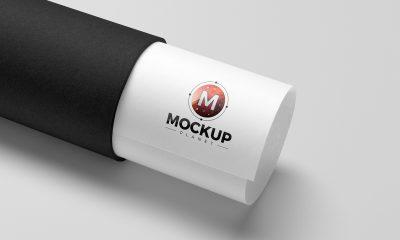 Free-Branding-Craft-Tube-Paper-Logo-Mockup-PSD