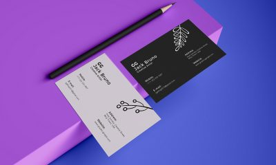 Free-Business-Card-Mockup-PSD-Design-For-Branding