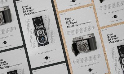 Free-Dl-Flyer-Mockup-Design-PSD-For-Presentation-2019