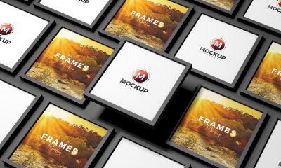 Free-PSD-Square-Frames-Mockup-Design