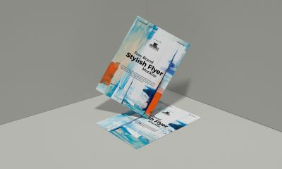 Free-Brand-Stylish-Flyer-Mockup-Design