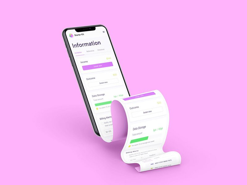 Free-Curly-Longscroll-iPhone-XS-Mockup-Design