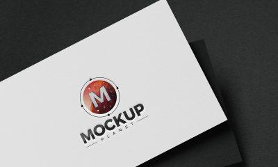 Free-Modern-Logo-Mockup-Design