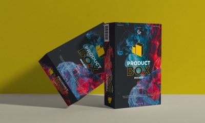 Free-Packaging-Product-Box-Mockup-Design