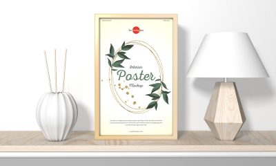 Free-Home-Interior-Poster-Mockup-Design