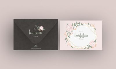 Free-Beautiful-Invitation-Card-Mockup-Design