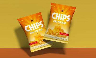 Free-Chips-Packaging-Mockup-Design