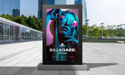 Free-Outdoor-Office-Advertising-Billboard-Mockup-Design