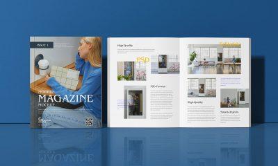 Free-Branding-Modern-Magazine-Mockup-Design