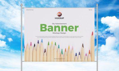 Free-Sky-Advertisement-Banner-Mockup-Design