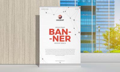 Free-Office-Stand-Banner-Mockup-Design