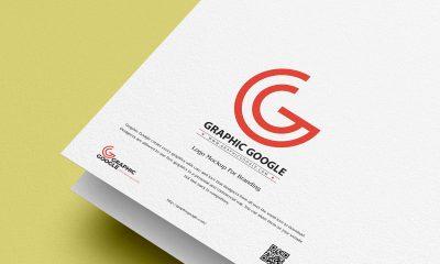 Free-Textured-Brand-Logo-Mockup-Design
