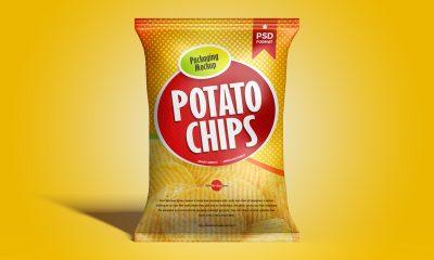 Free-Brand-Chips-Packaging-Mockup-Design