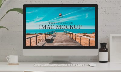 Free-Modern-Workstation-iMac-Mockup-Design