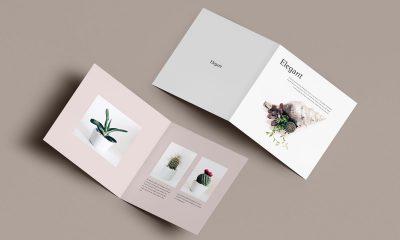 Free-Elegant-Bi-Fold-Square-Brochure-Mockup-Design
