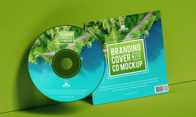 Free-PSD-Cover-With-CD-Mockup-Design