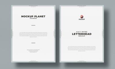 Free-Top-View-Letter-Size-Letterhead-Mockup-Design