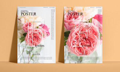 Free-Fabulous-Branding-Poster-Mockup-Design