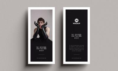 Free-Top-View-Brand-DL-Flyer-Mockup-Design
