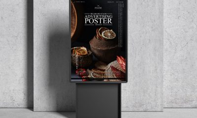 Free-Front-View-Brand-Advertising-Poster-Billboard-Mockup-Design