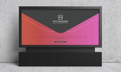 Free-Front-View-Advertising-Billboard-Mockup-Design