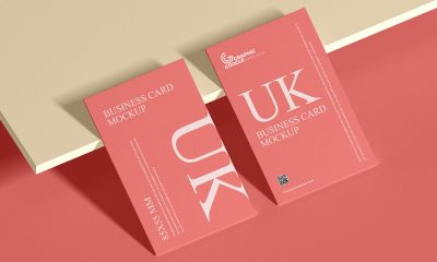 Free-Uk-Size-Brand-Business-Card-Mockup-Design