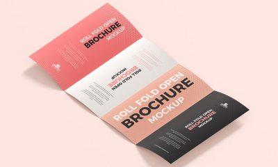 Free-Elegant-Roll-Fold-Brochure-Mockup-Design