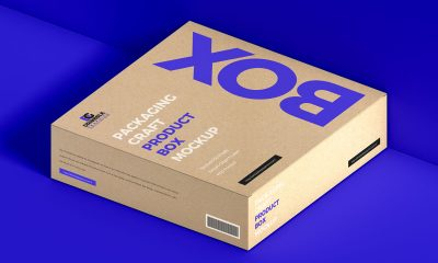 Free-Modern-Product-Packaging-Craft-Box-Mockup-Design